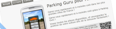 Parking Guru Android